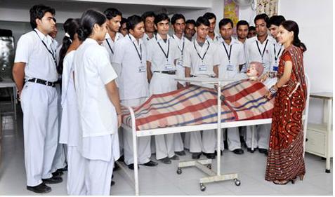 Indira Gandhi Education Institute Of Nursing