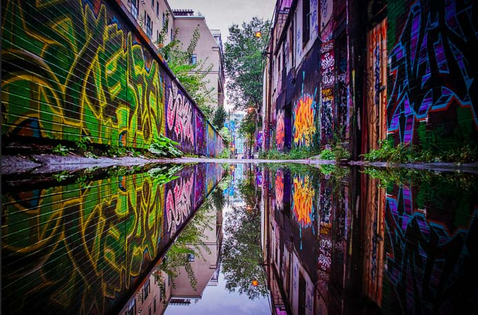 Toronto: Life in the Laneways