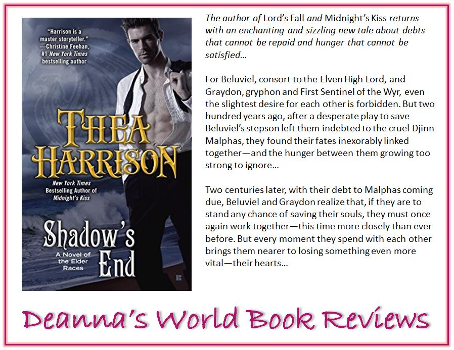 Shadow's End by Thea Harrison blurb