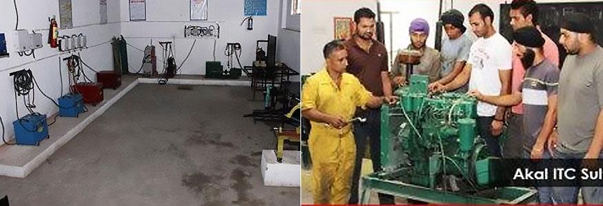 Akal Industrial Training Centre Sultanpur Lodhi, Kapurthala