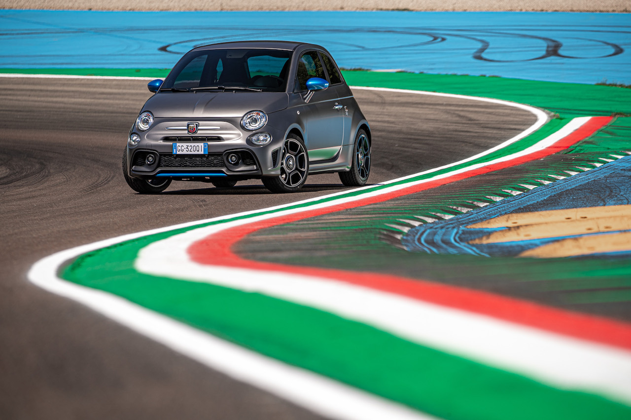 New race inspired Abarth F595 to feature Formula 4 engine