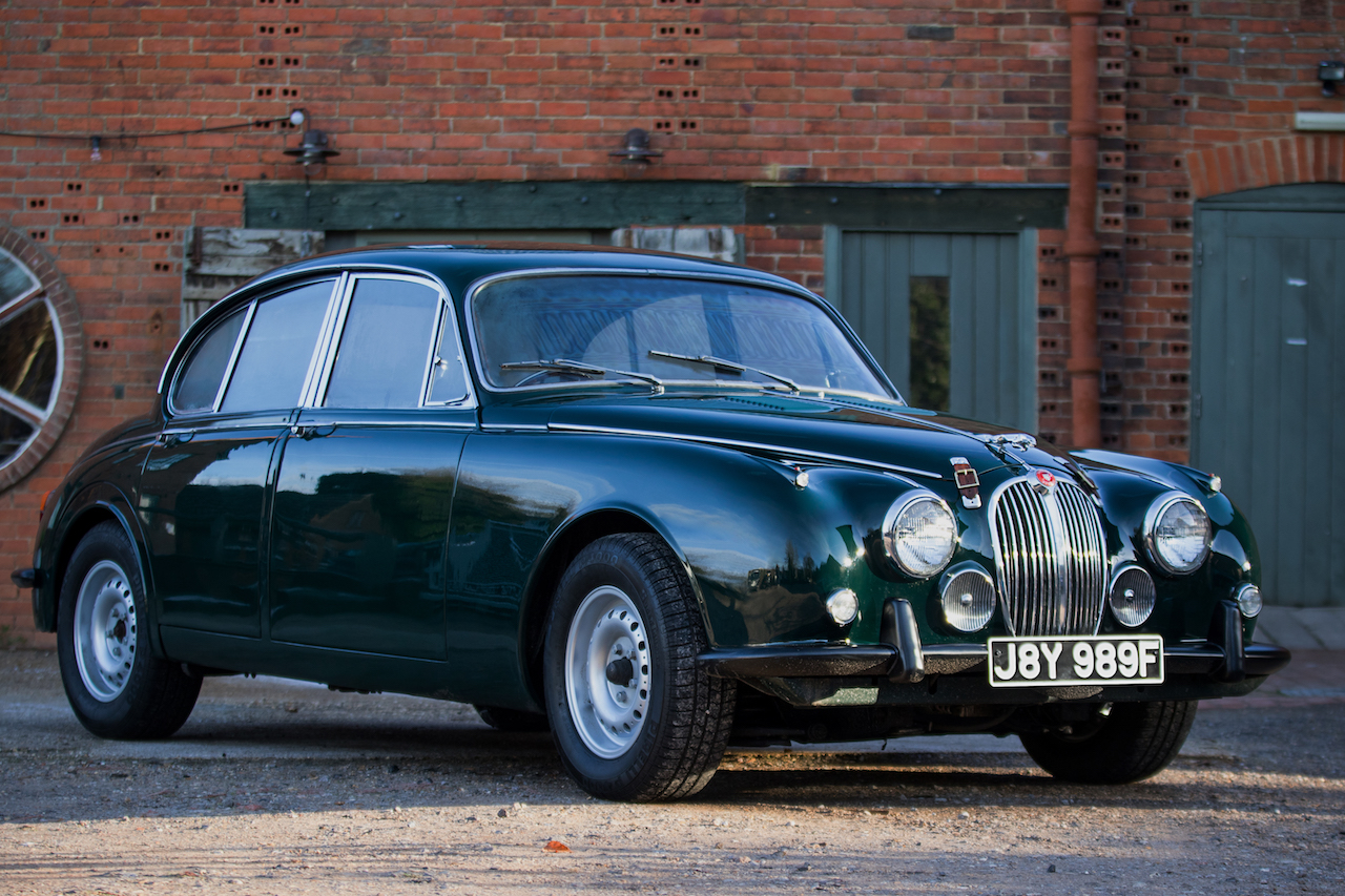 Take to the Road Exclusive Interview with Salvage Hunters Classic Cars
