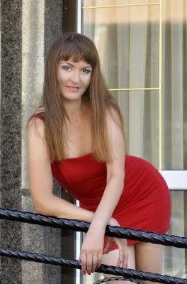 Profile photo Ukrainian lady Anna