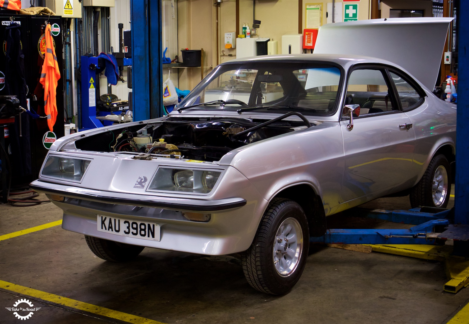 Take to the Road Video Feature Vauxhall Heritage Centre - The Vauxhall Viceroy returns to Luton