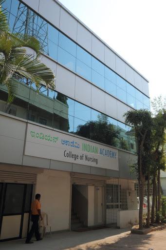 Indian Academy College of Nursing, Bengaluru Image