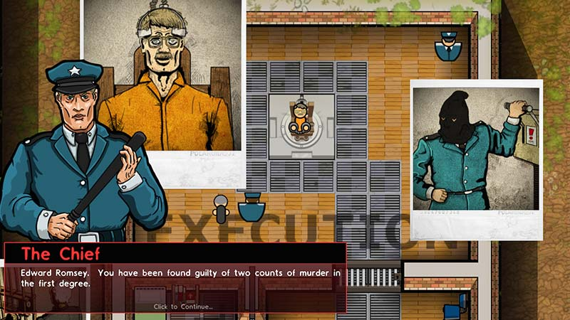 Prison Architect, a management game like Sim City but for prisons, wastes no time diving into the horrors of its subject matter.