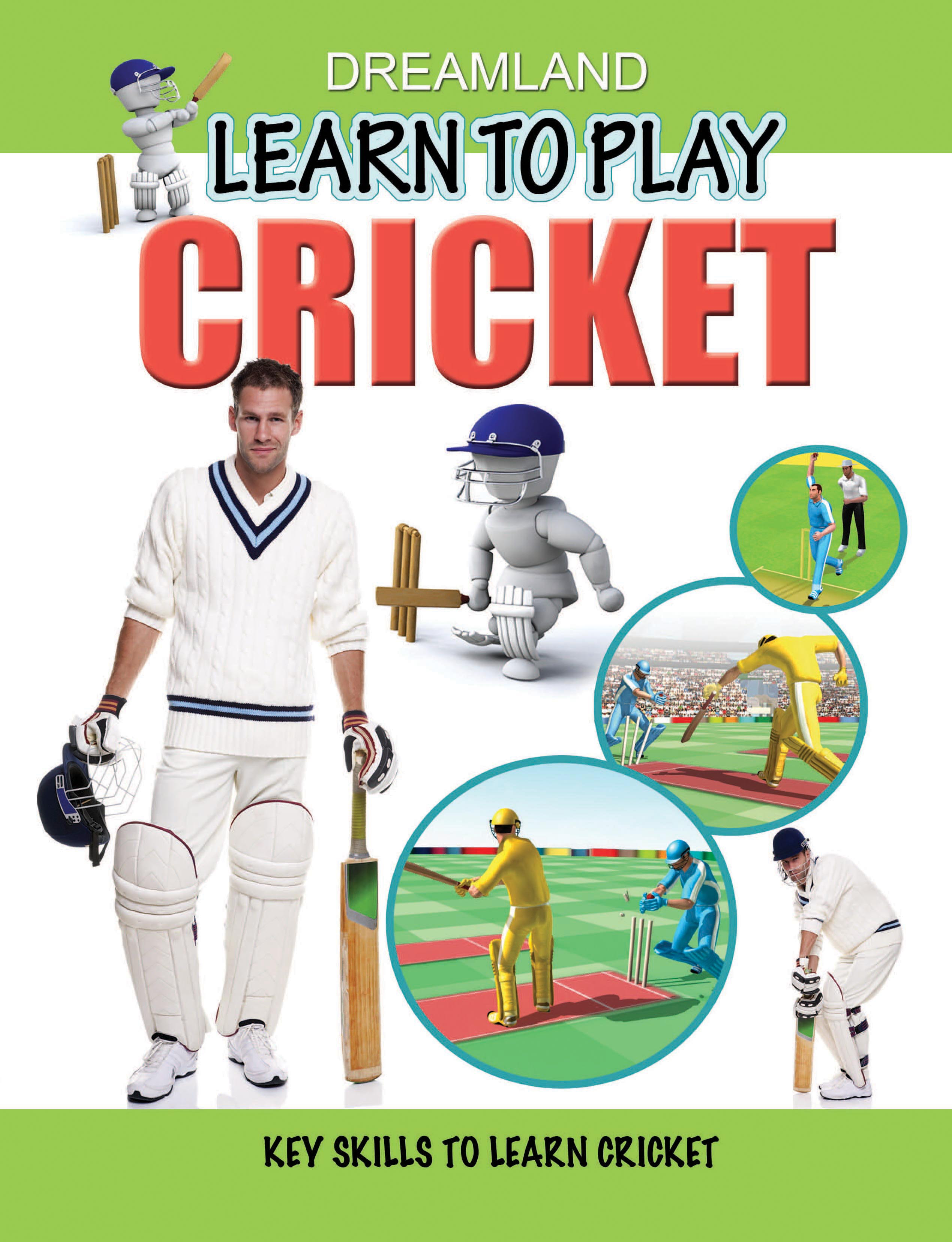 Learn to Play - Cricket