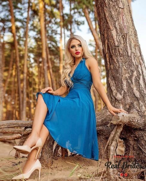 Photo gallery №13 Ukrainian bride kseniya