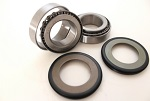 Tapered Steering Stem Bearings and Seals Kit Suzuki RM125 1989-1990