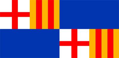 Bandera de Barcelonaneta