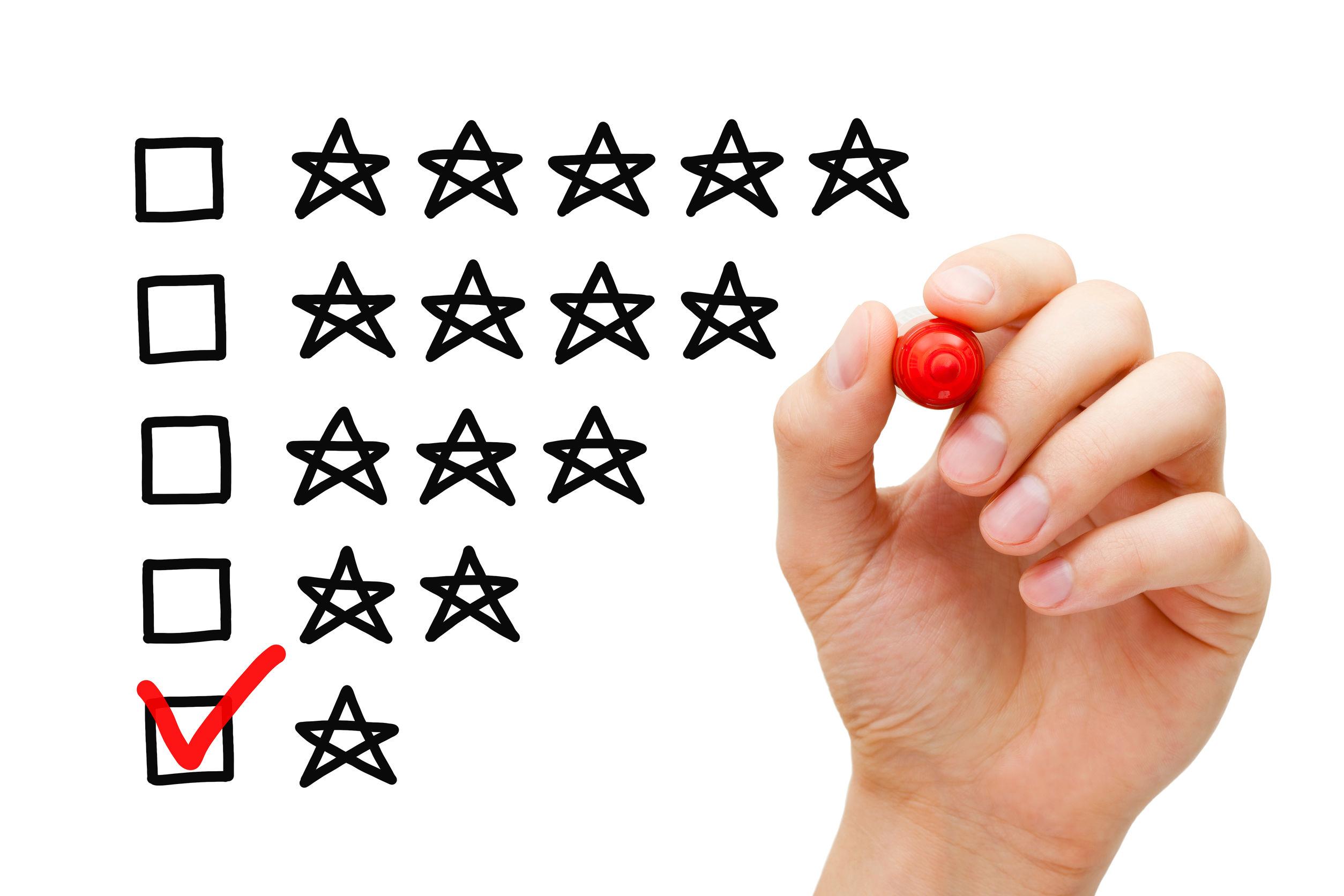 Cara Mengatasi Review Negatif