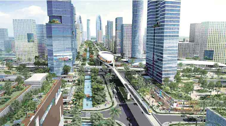 Gehry replaces Koolhaas to design Andhra Pradesh the capital of Amaravati