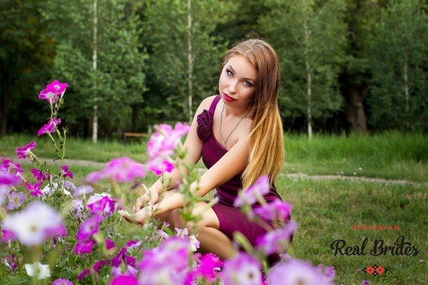 Photo gallery №3 Ukrainian bride Julia