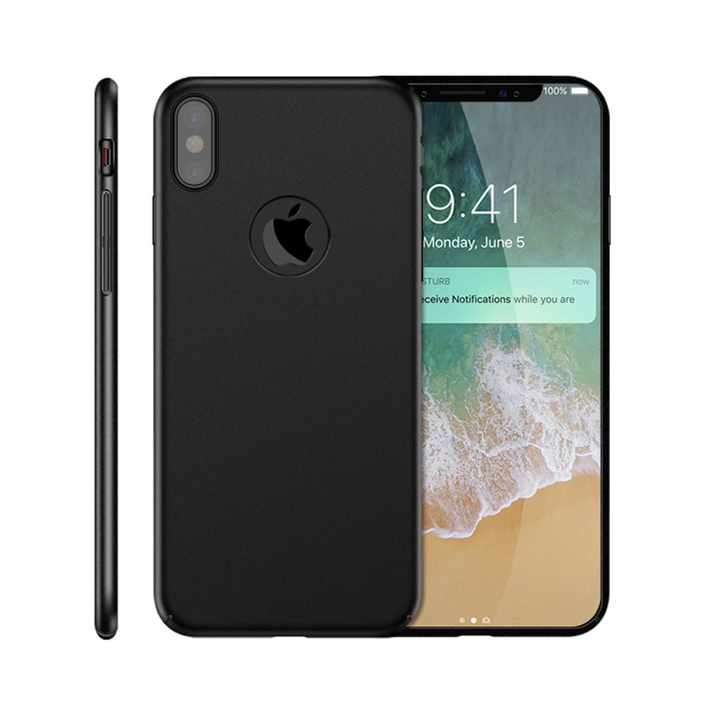 Thin-Slim-Hard-Case-Tempered-Glass-Cover-For-Apple-iPhone-X-XS-XR-Max-10-8-7-6s miniatuur 22