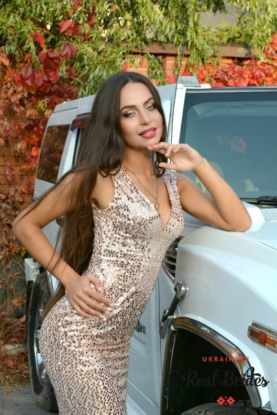 Photo gallery №5 Ukrainian bride Anastasia