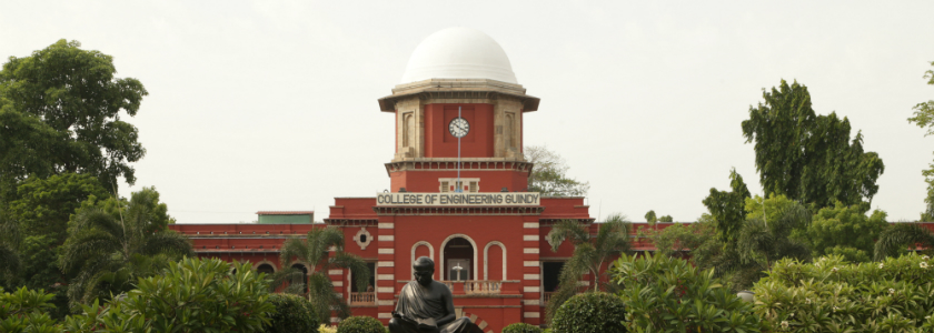 College of Engineering, Anna University Guindy
