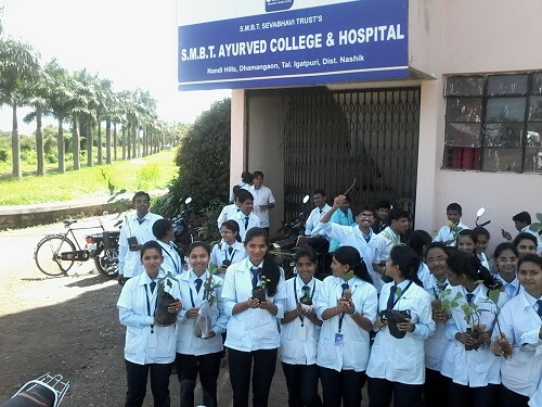 S.M.B.T. Ayurved College and Hospital, Nashik Image