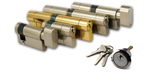 Euro & Rim Cylinder Locks