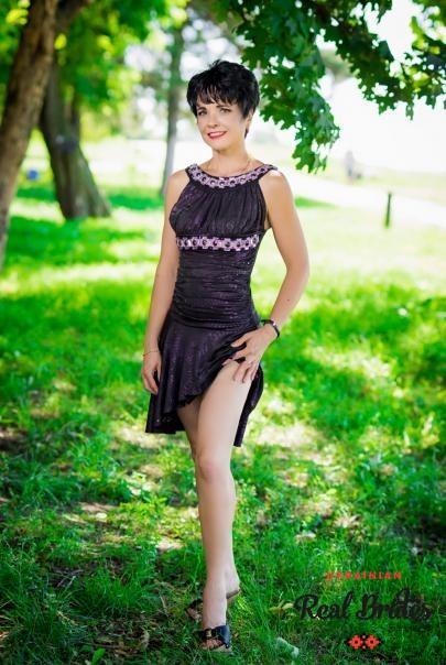Photo gallery №2 Ukrainian women Lyubov