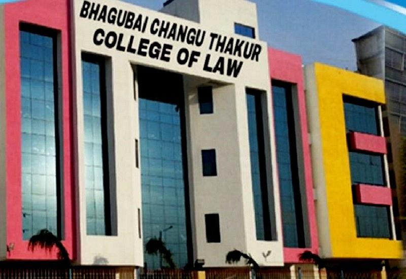 Bhagubai Changu Thakur College Of Law, Raigad
