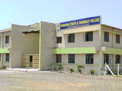 Vamanrao Ithape Pharmacy College, Sangamner