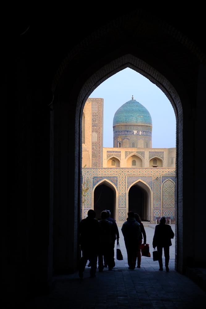 silhouet Bukhara