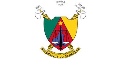 Escudo del Camerún
