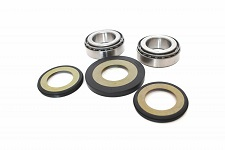Steering Stem Bearings and Seals Kit Suzuki - 22-1048B - Boss Bearing