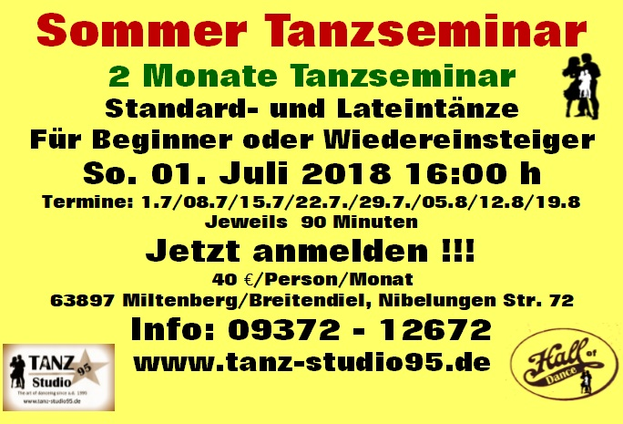 Single tanzkurs hanau