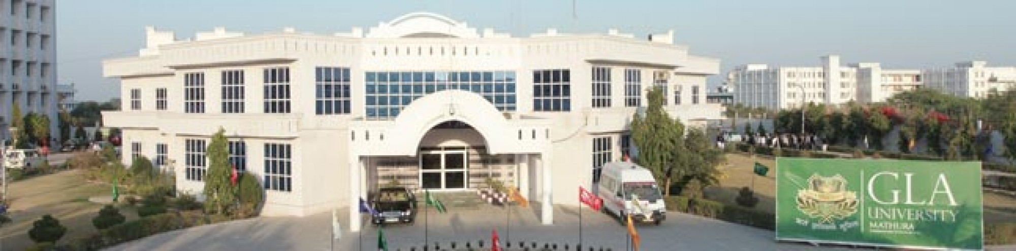 Institute of Applied Sciences and Humanities, GLA University, Mathura