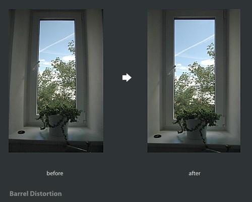 barrel-distortion