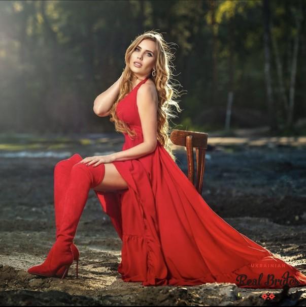 Photo gallery №2 Ukrainian lady Yevgenia