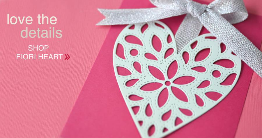 fiori heart set