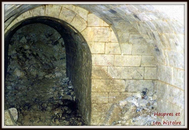 Le souterrain d'Haspres