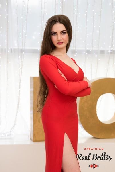 Photo gallery №2 Ukrainian bride Victoria