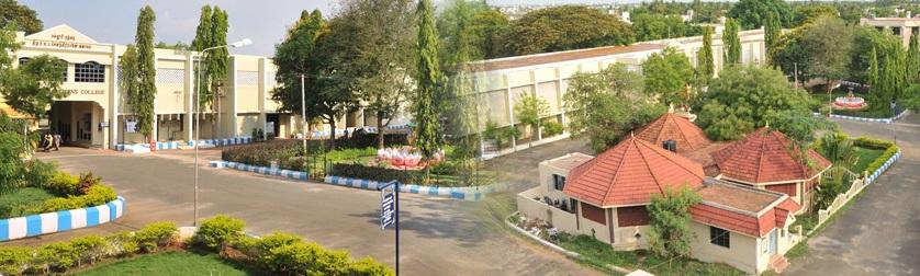 E.M.G. Yadava Women's College, Madurai Image