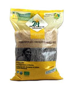 24 Mantra Organic Sonamasuri Rice
