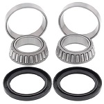 Rear Axle Bearings Seals Kit Polaris Sportsman 500 6x6 2000-2008