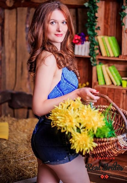 Photo gallery №1 Ukrainian women Yuliya