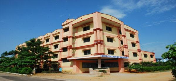 M N R College Of Nursing
