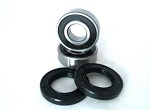 Front Wheel Bearings and Seals Kit Honda CTX700 2014 2015 2016
