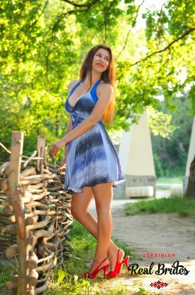 Photo gallery №7 Ukrainian lady Viktoria