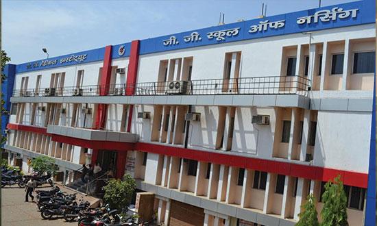 College of Nursing, G G Hospital