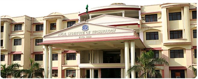 IDEAL INSTITUTE OF TECHNOLOGY Image