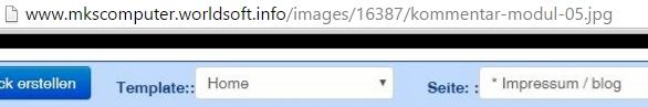 Beispiel einer Web-Datei nach HTML-Standard