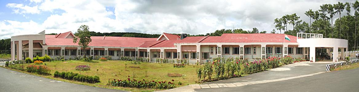 North Eastern Hill University, Shillong