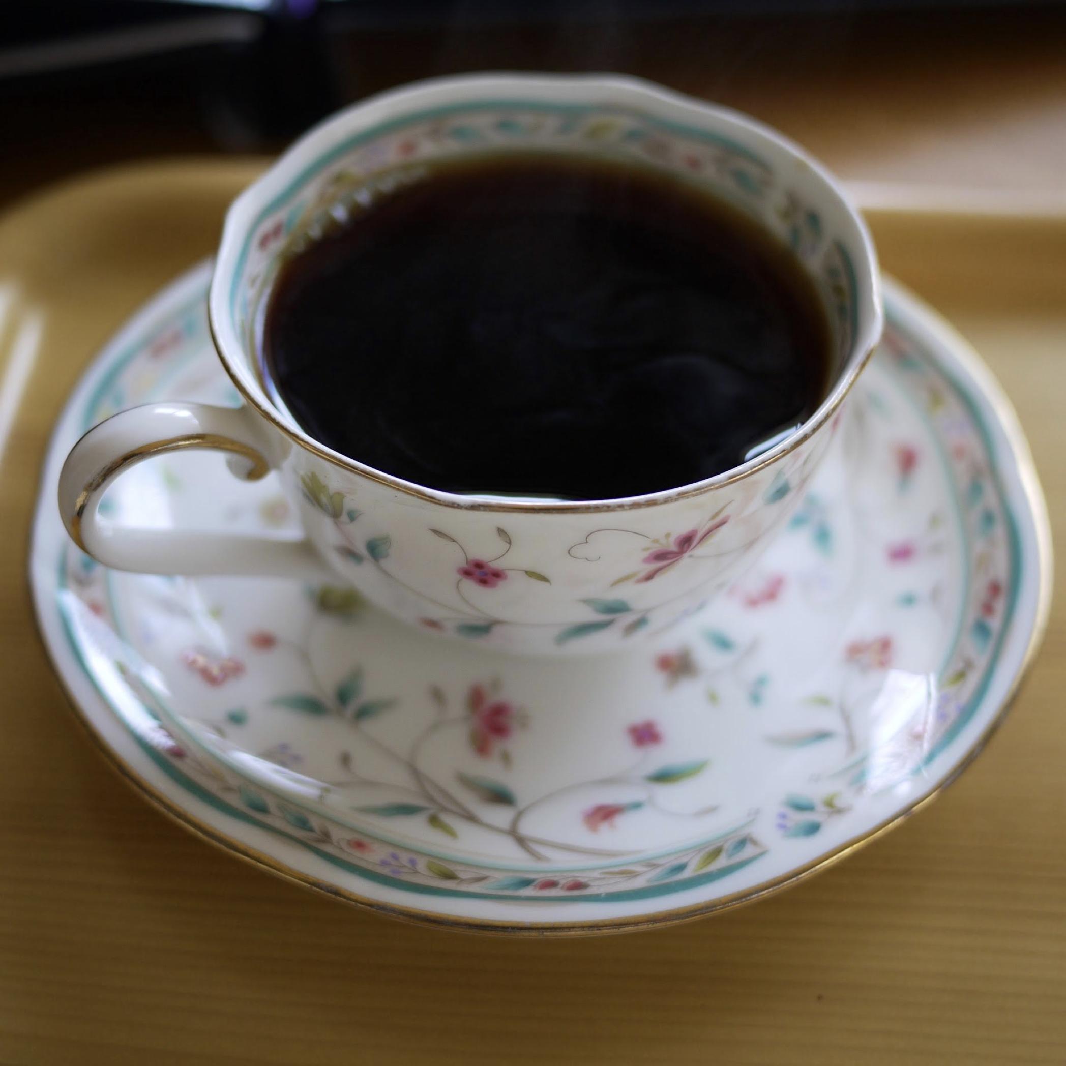 コーヒーハウスの珈琲