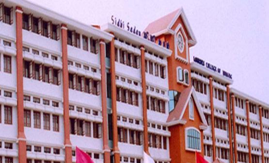 Lourdes College of Nursing, Sidhi Sadan Image