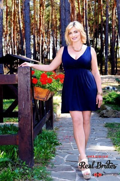 Photo gallery №6 Ukrainian lady Nadezhda