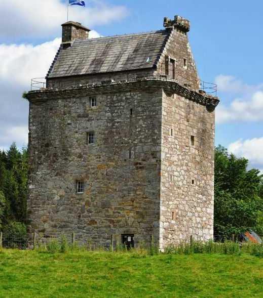 Башня Гилноки после реставрации